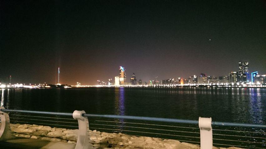 Night Walk abu dhabi