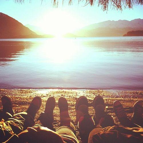 Wanaka NZ Lake