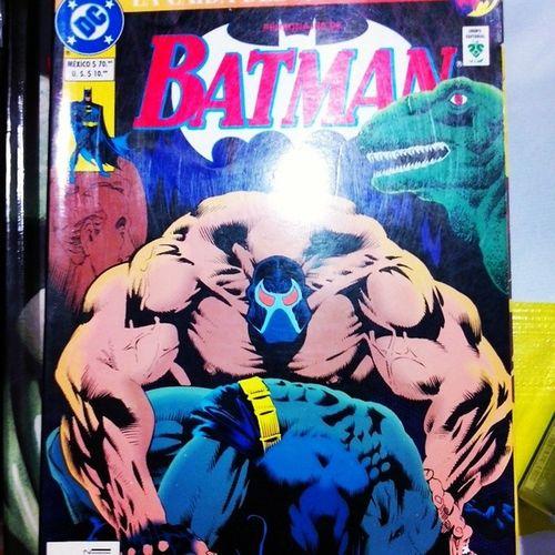 Batman Bane LaCaidaDelMurcielago Murcielago GrupoEditorialVid DcComics DccomicsMexico DcComicsUsa EditorialTelevisa