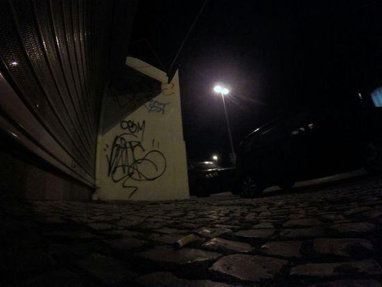 Blus Graffiti NightyNight