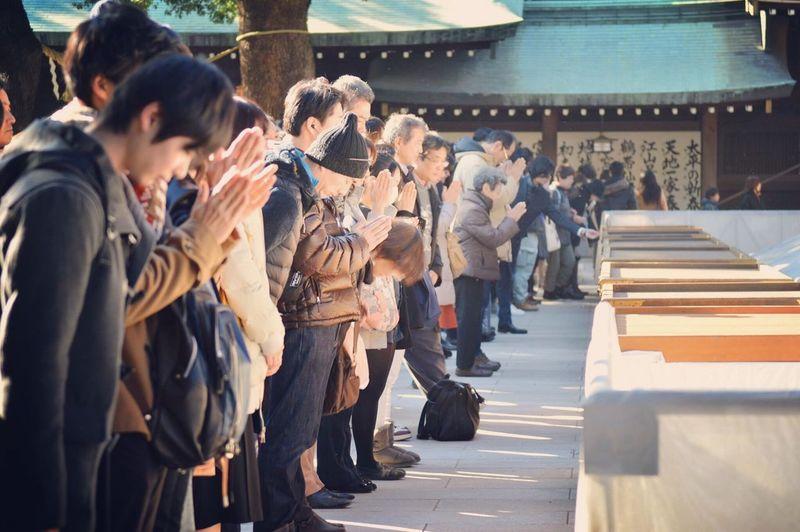 Nikon D3200 Photography Japan Japanese Culture Shrine Tokyo Harajuku Praying