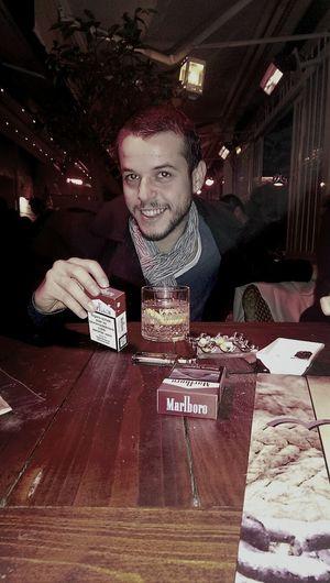 Izmir Alsancak Marlboro Gin Tonic