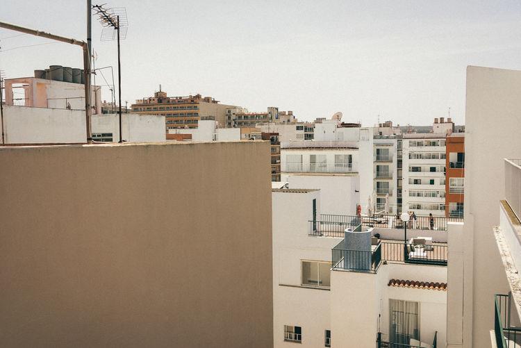 Architecture City Mallorca Palma Palma De Mallorca Roof Rooftop Architecture Cityscape Deck Hostel Hotel House Residential