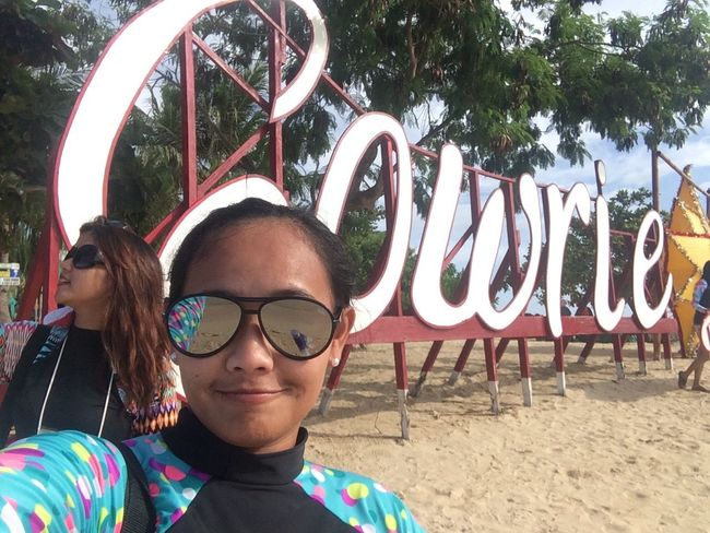 My BFF / baby sister and I taking selfies as we leave the Cowrie Island :) Looking At Camera Leisure Activity Enjoyment Fun Outdoors Friendship Sisters Day Cowrie Island Puerto Princessa Palawan Selfie ✌ Finding New Frontiers Puerto Princesa City Palawan Philippines Traveling Home For The Holidays Beach Sunglasses Females Adventure Togetherness Puerto Princesa Island Cowrie Eyeem Philippines Selfies EyeEm Best Shots Eyeem Photography