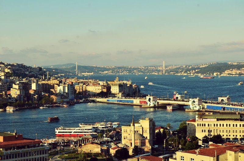 @istanbul @travel @traveling @halic @galata Koprusu @Bogazkoprusu