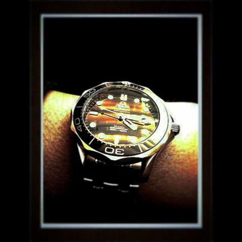 I wana be, I wana be like James Bond Omega Seamaster Beverlycenter The Portraitist - 2014 EyeEm Awards Watches