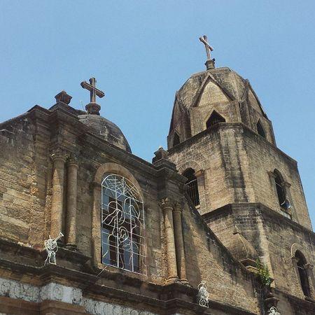 Guimbal Church Wheniniloilo Holyweektravels Churches Church