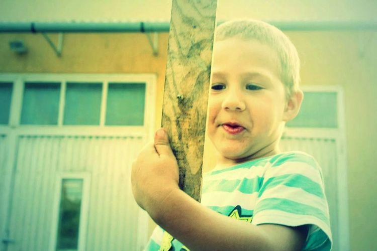 Childrenphoto Smile :) Proud Kidsphotography