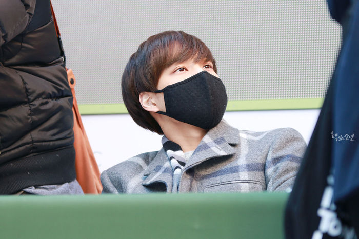 [150131] Nature Republic Busan Fansign.. || EXO Exok Kai Jongin Kkamjong Kimjongin 엑소 카이 김종인
