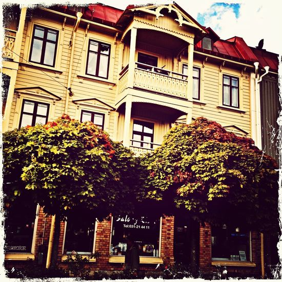 Ottoman house like in Istanbul in Gothenburg Sweden :-) Eye4photography