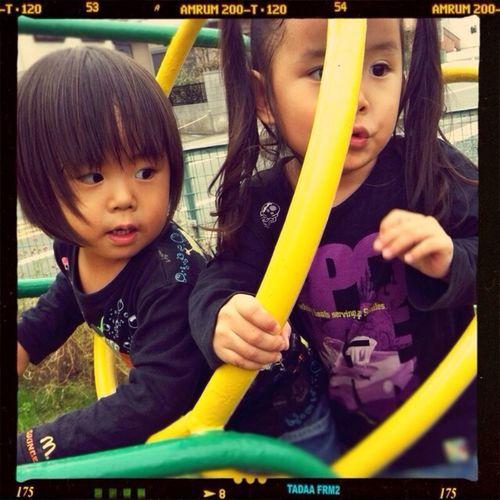Children Twins 双子