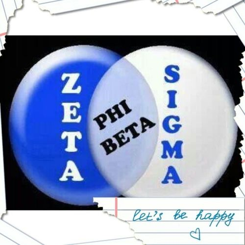 Zetaphibetasigma STILL REPPIN ALL YEAR! Blueandwhite Family