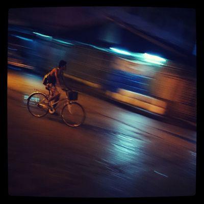 Testshoot XperiaZ1 Panning Cycling YuzanaPalazar PhotoOfTheDay narcoticphotography instaphotography YangonDreamPhotography Yangon Burma myanmar
