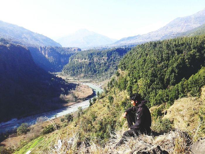 Solitude Forest Hills River