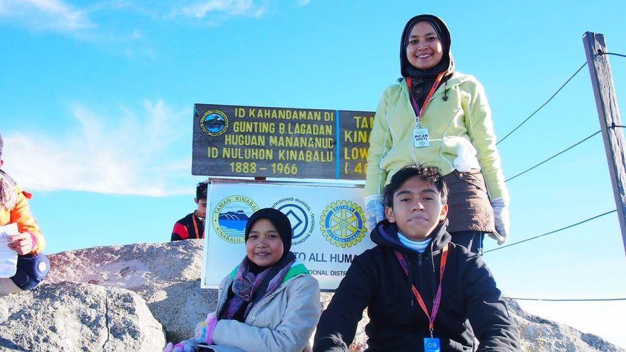 Mt. Kinabalu 2013 💞
