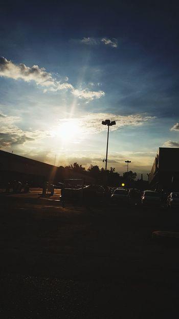 Sport Sunset Basketball - Sport Soccer Field Stadium Baseball - Sport Silhouette Sky Cloud - Sky