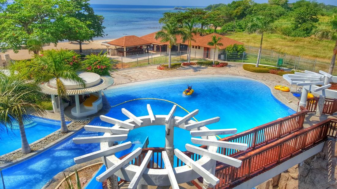 Swimming Pool At Seaside WaterfunCalatagan, Batangas Eyeem Philippines Life Is A Beach TravelPhilippines