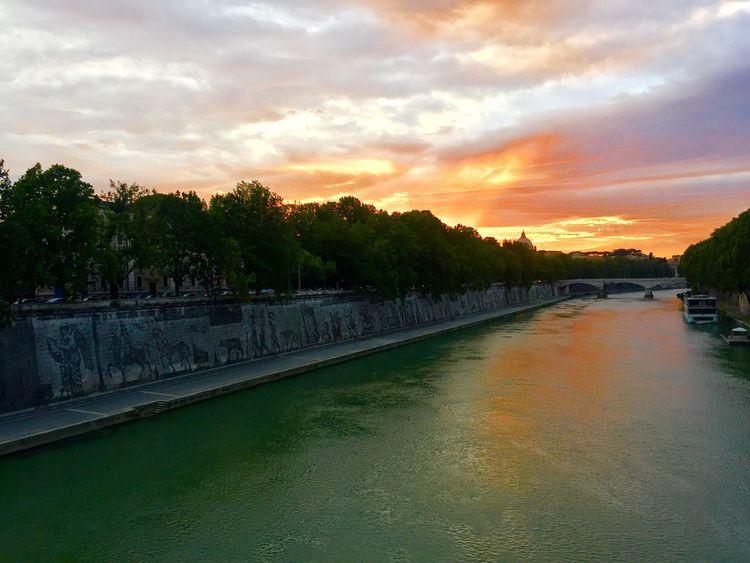 Kentridge River View Sunset_collection Rome