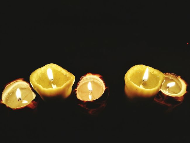 Candle light Glowing Illuminated Flame Heat - Temperature Burning Candle Celebration Diwali Night Fire - Natural Phenomenon Inferno Studio Shot Candle Night Candle Magic Magic Halloween Candle Light Light And Shadow Light Burning Flame Candle The Week On EyeEm