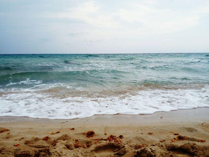 Sea And Sky Sea Sky Beach