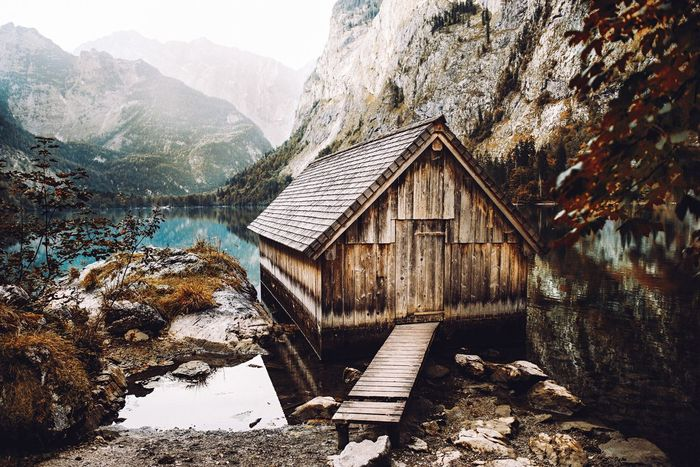 - Obersee - Mountain Built Structure Architecture Wood - Material Nature Tree Water Forest House No People Mountain Range Outdoors Beauty In Nature Lake View Lake Nature Mountain View Mountains EyeEm Best Shots EyeEm Nature Lover Scenics Day Landscape Landscape_Collection Bayern