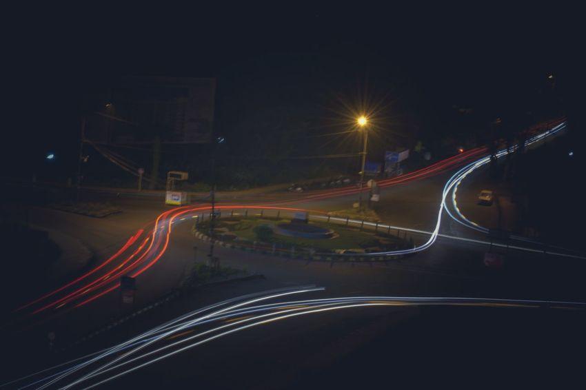 Light trail Light Trail Speed Traffic Street Long Exposure Outdoors City No People Street Light Road Night Dslrphotography Nikon D5200 Nikonphotography Dslrclicks Streetphotography Nightphotography Night View Lights Gameoflights