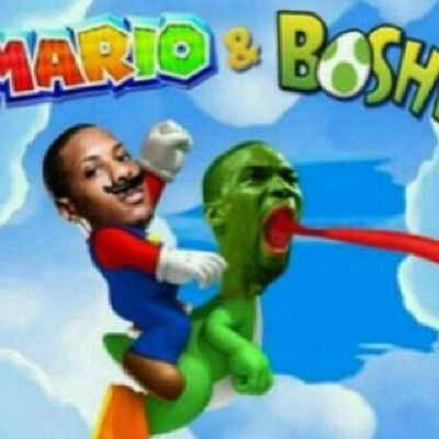 Mariochalmers ChrisBosh Miami Heat mario yoshi kmsl