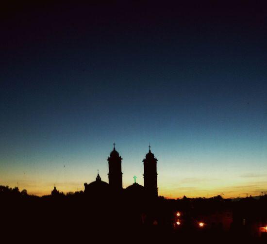 Amanecer en Puebla Puebla MX ıglesias First Eyeem Photo