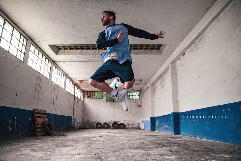Jumping Full