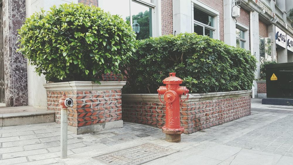 Fire Hydrant Building Exterior Gulangyuisland 建筑摄影 鼓浪屿体育场