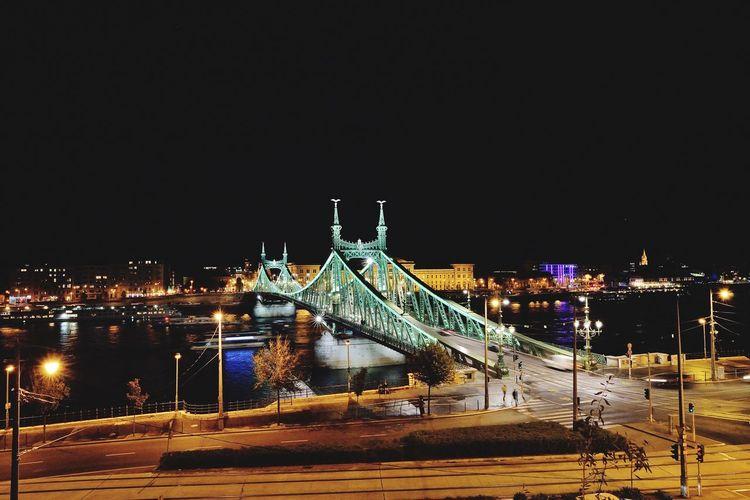 Budapest @Night