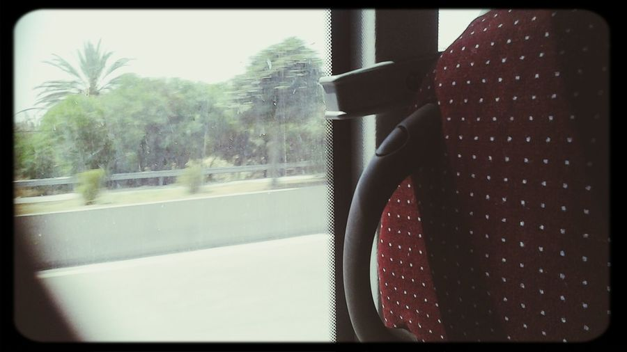 On The Bus On The Road