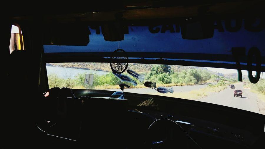 De empalme a guayma Bus MartesLoco Atrapasueños Calor!!! Rapido Y Furioso Window