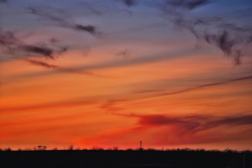 Red Sunset Sky No People Nature Outdoors Scenics Beauty In Nature Galaxy Star - Space Astronomy Field Sunlight Eyeemphotography Texas Photographer Nikonphotographer This Week On Eyeem EyeEm Masterclass West Texas Farmlandscape Dramatic Sky Beauty In Nature Cloud - Sky Rural Scene Sunsetsaroundtheworld