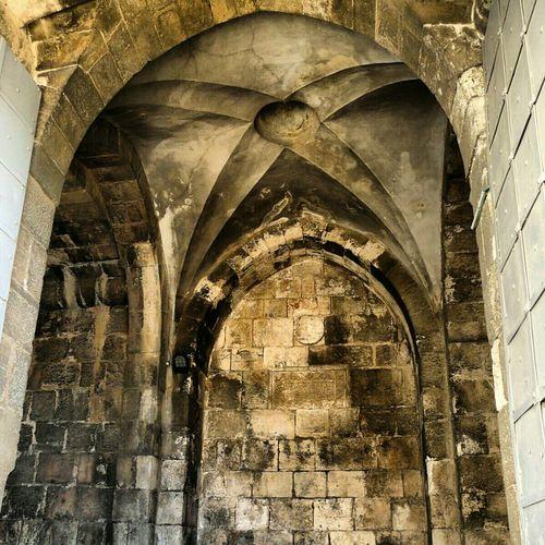 Jaffa Gate #Israel #Jerusalem #JaffaGate #gold #golden #architecturedetail #ancient #old #oldcity #history Gold Jerusalem Israel At Jerusalem Old City @Israel_oro