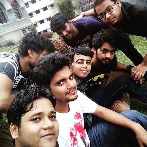 Anandotsava @Nitte Party with college mates Happy Birthday Sumit