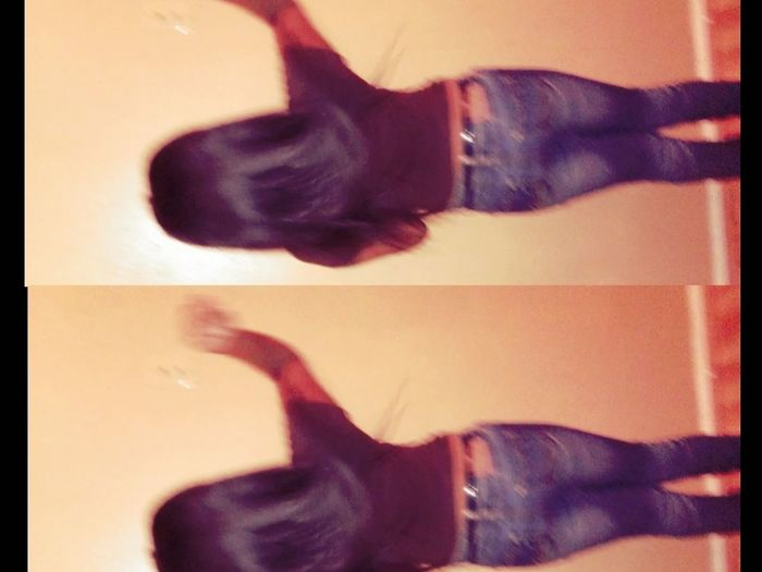 Yahh Bishh Its Calles The Hair Flip !