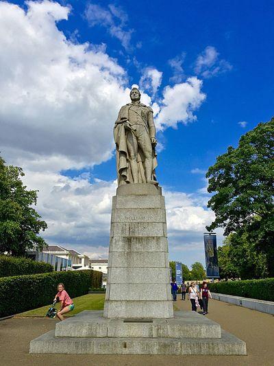 Taking Photos Exhibition Vacaciones 2015 LONDON❤ Greenwich Iphone6plus Vacation2015 Enjoying Life Escultura Estatua