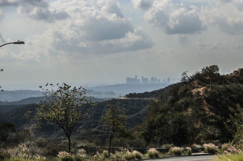 Canonphotography Los Angeles, California Landscape Downtown Skyline Clouds Canon Canon 70d