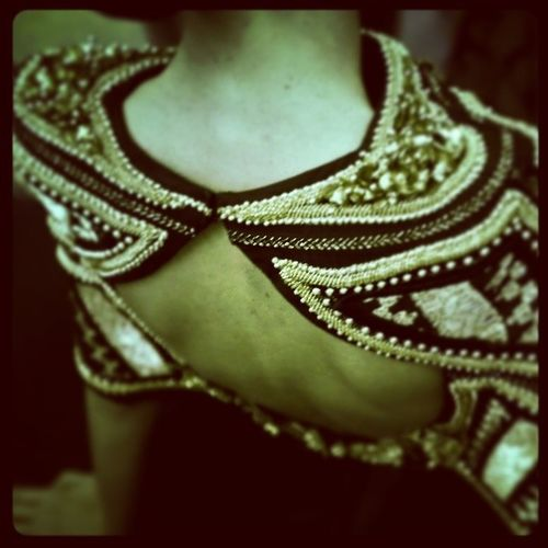 Back Jakartafashionweek Dewifashionnight @klikarbain Fashion Model