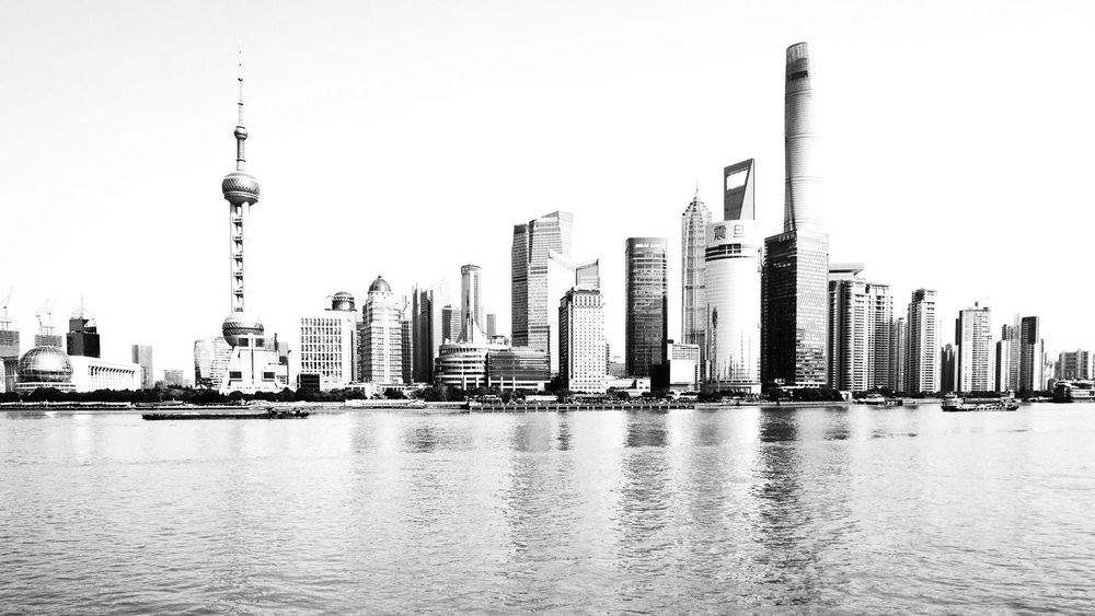 Shanghai Tower Dm DongfangMingzhu 🗼 First Eyeem Photo