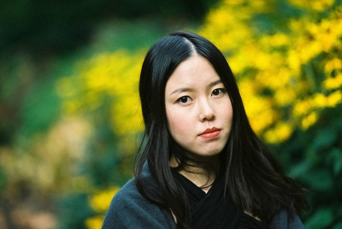 Jiao Yellow Flower 35mm Film Modeling Makeportraits Showcase: November Eye4photography  EyeEm Best Shots Bokehlicious EyeEm