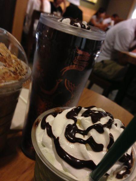 スタバ Starbucks Yummy Coffee