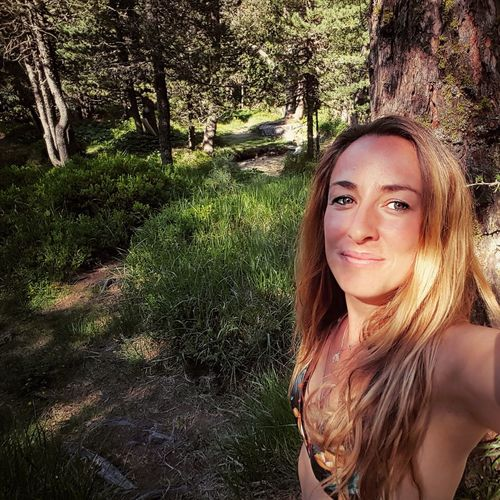 Looking At Camera Portrait Long Hair One Person Real People Smiling Day Young Adult Leisure Activity Outdoors Beautiful Woman Tree Young Women Nature Grass Happiness Beauty Only Women Adult People Memyselfandı Mountain Wonderful Nature Bikini Beauty In Nature