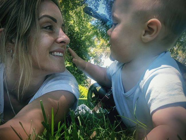 Park, sunshine and you 🌞🌲🌿💚 Togetherness Child Outdoors Enjoyment Summer Aussielife Perthisok EyeEmNewHere