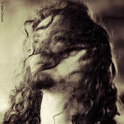 ... Le garçon aux cheveux de lin ... © Jean Clisson ©Jean Clisson Boys Noir Et Blanc Taking Photos