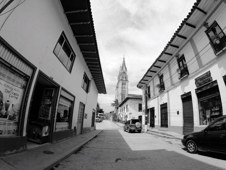 Garagoa - Boyaca Colombia GoPro Hero3+ Blackandwhite Photography Blackandwhite Garagoa