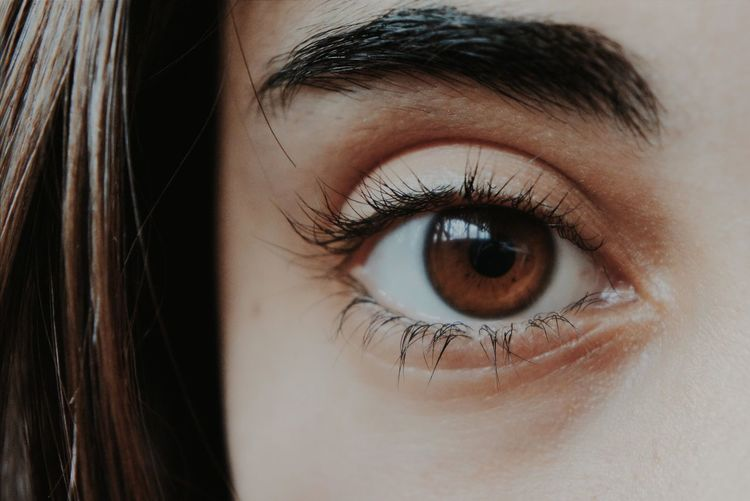 I see light EyeEm Best Shots Eye Girl Brown Eyes Light Face Feelings See The World Through My Eyes See Eye Brows And Lashes