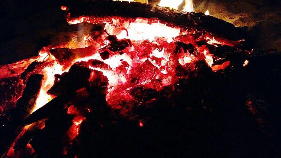 Esa pasion de fuego que tenemos los Scout :D
