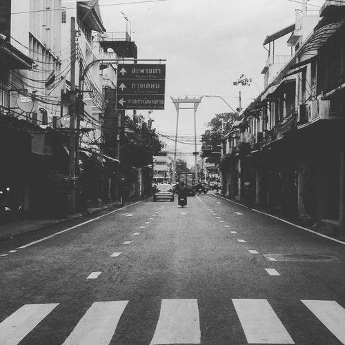 Thailand Monochrome Bangkok Thailand. Black&white Happiness